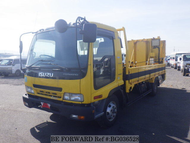 ISUZU / Forward (ADG-FRR90G3S)