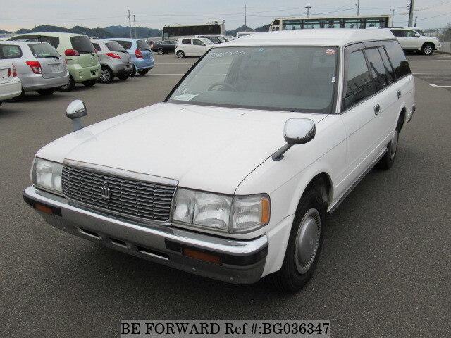 TOYOTA / Crown Van (GA-GS136V)