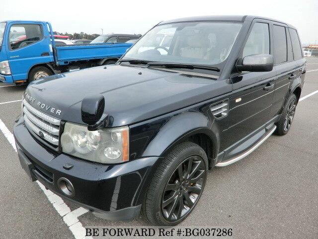 LAND ROVER / Range Rover Sport (ABA-LS42S)