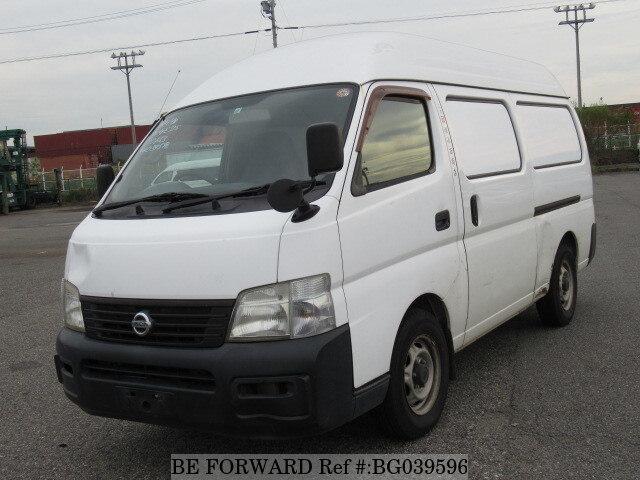 NISSAN / Caravan Van (KG-CWGE25)