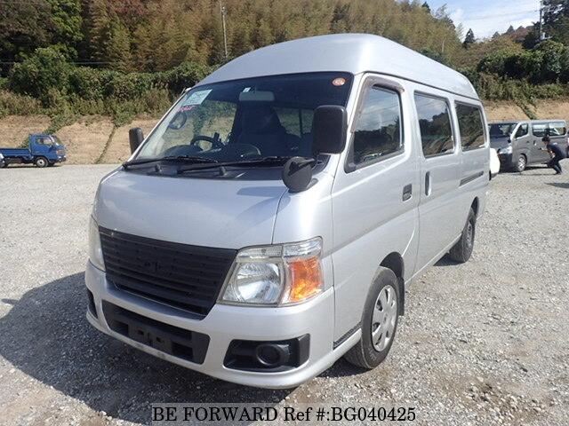 NISSAN / Caravan Van (ADF-CWGE25)