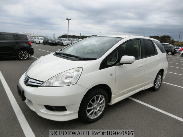 HONDA / Fit Shuttle (DBA-GG8)