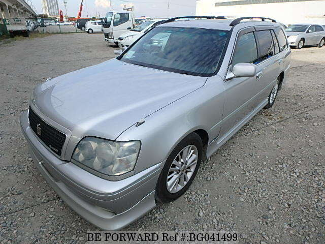 TOYOTA / Crown Estate (GH-JZS171W)