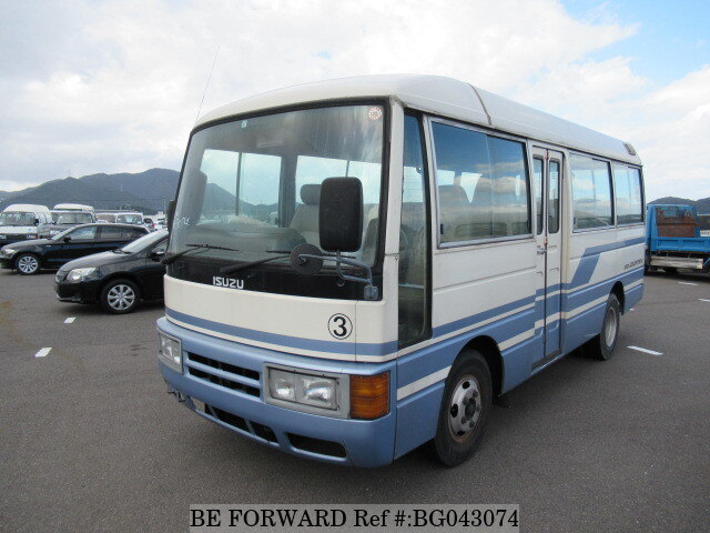 ISUZU / Journey Bus (KC-JRW40)