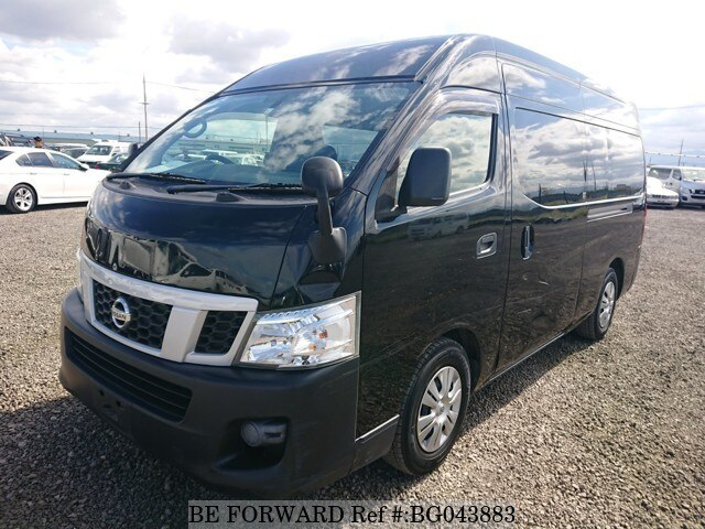 NISSAN / Caravan Van (CBF-CS4E26)