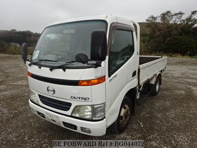 HINO / Dutro (GE-RZU300M)