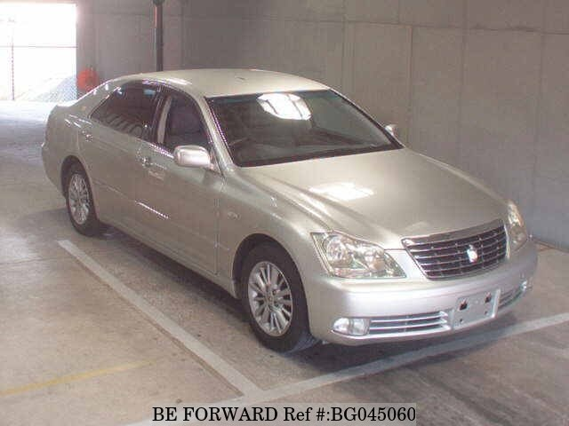 TOYOTA / Crown (UA-GRS180)