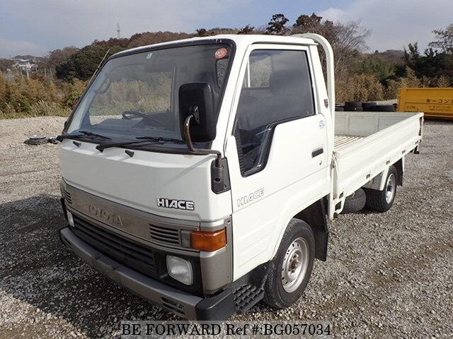 TOYOTA / Hiace Truck (L-YH81)