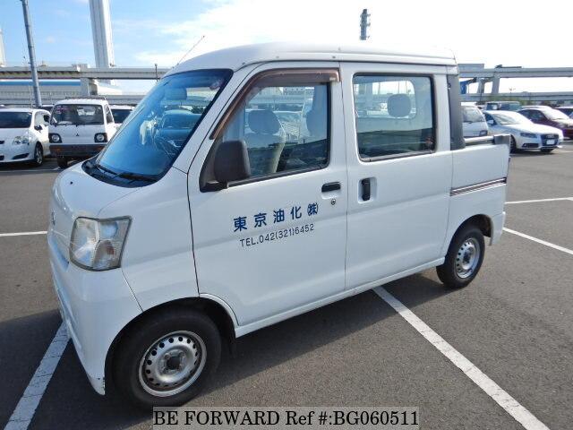 DAIHATSU / Hijet Cargo (EBD-S321W)
