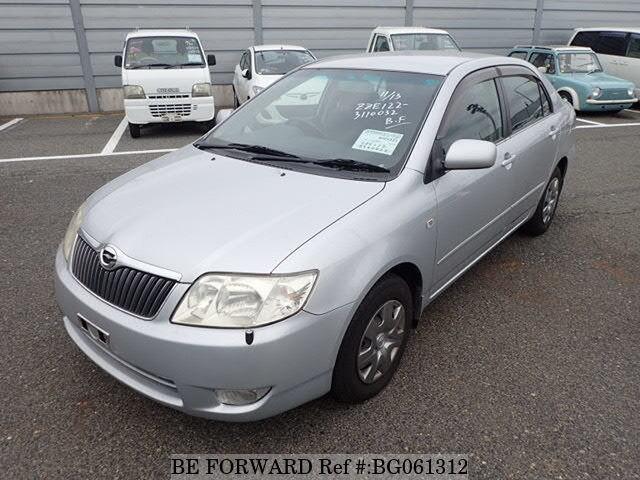 TOYOTA / Corolla Sedan (CBA-ZZE122)