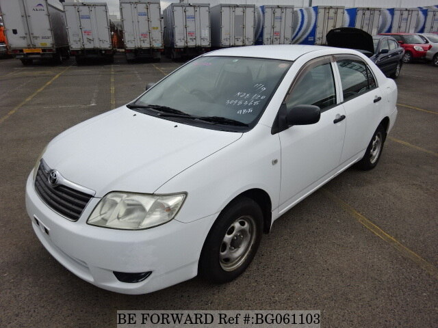 TOYOTA / Corolla Sedan (CBA-NZE120)