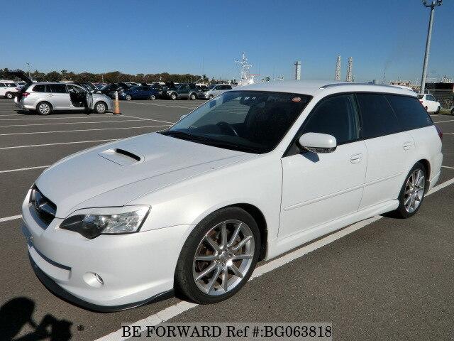 SUBARU / Legacy Touring Wagon (TA-BP5)