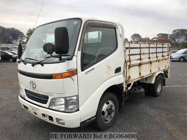 TOYOTA / Dyna Truck (KK-XZU307)