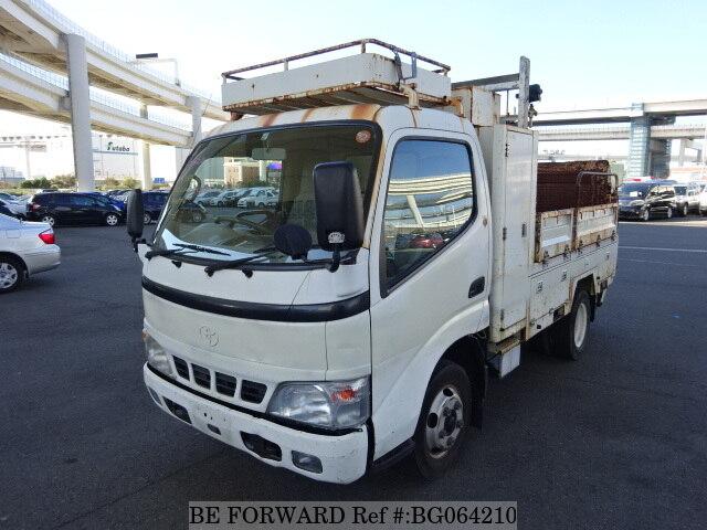 TOYOTA / Dyna Truck (LD-RZU300)