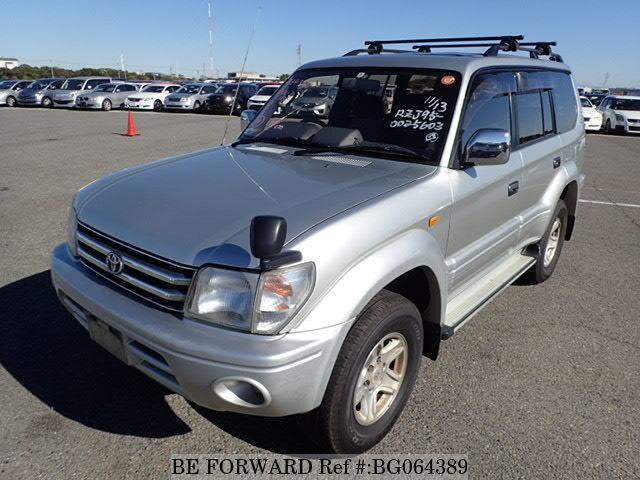 TOYOTA / Land Cruiser Prado (E-RZJ95W)