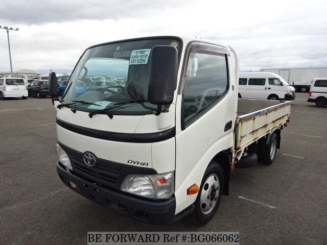 TOYOTA / Dyna Truck (BDG-XZU308)