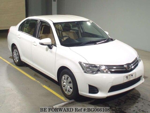 TOYOTA / Corolla Axio (DBA-NRE160)