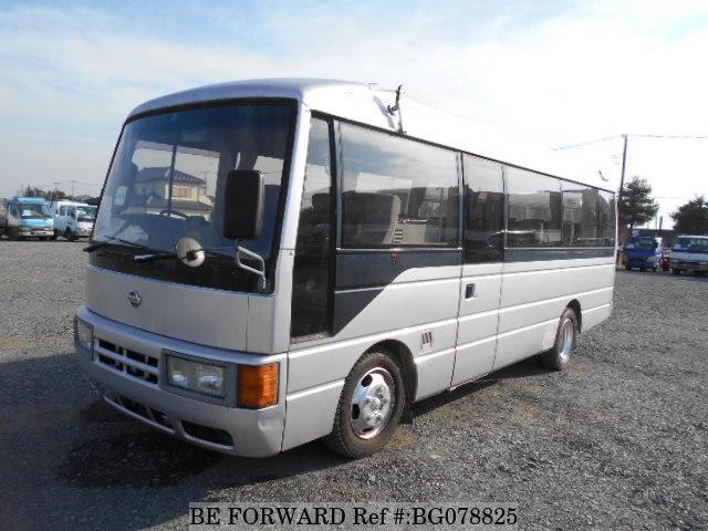 NISSAN / Civilian Bus (KC-RYW40)