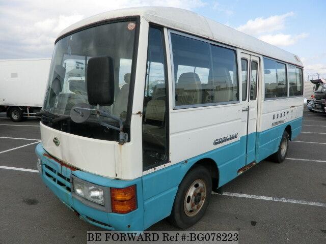 NISSAN / Civilian Bus (KC-RW40)
