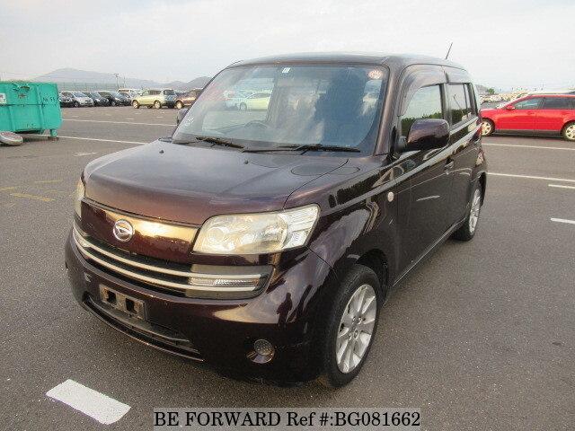 DAIHATSU / Coo (DBA-M402S)