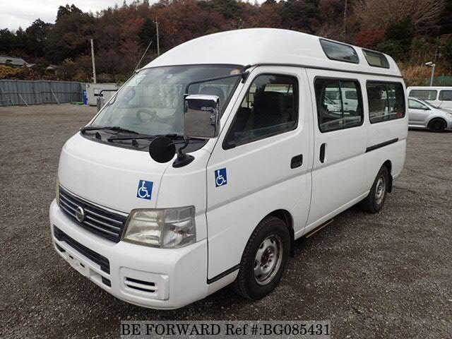 NISSAN / Caravan Bus (KR-DWMGE25)