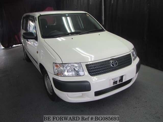 TOYOTA / Succeed Van (DBE-NCP51V)