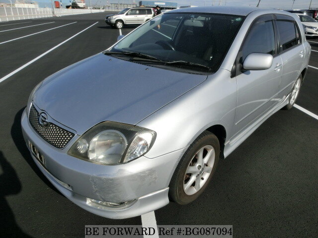 TOYOTA / Corolla Runx (TA-ZZE123)