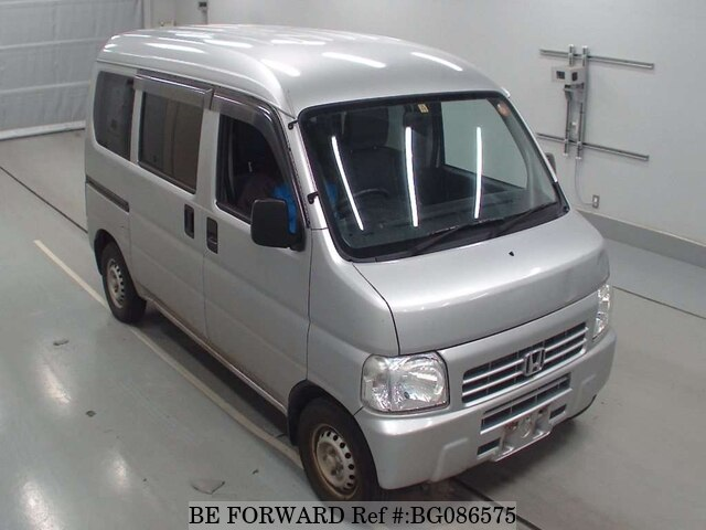 HONDA / Acty Van (EBD-HH6)