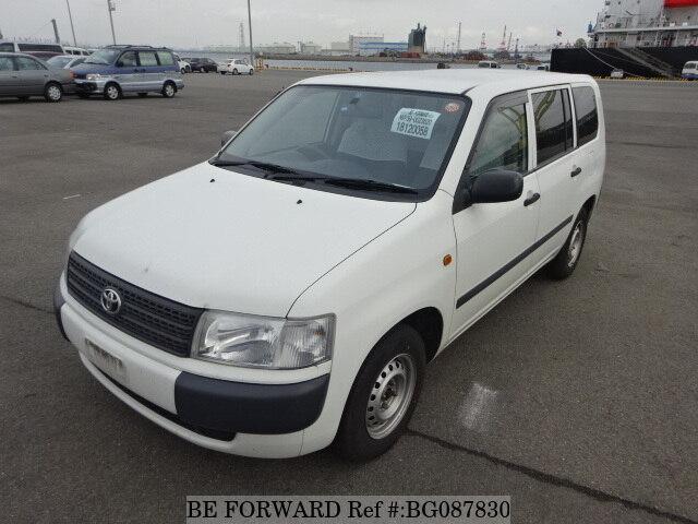 TOYOTA / Probox Wagon (DBA-NCP59G)