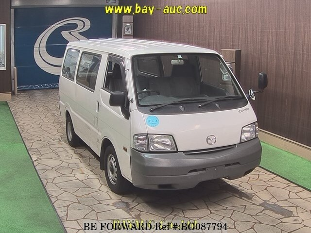 MAZDA / Bongo Van (ADF-SKF2V)