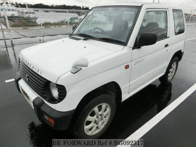 MITSUBISHI / Pajero Mini (E-H51A)