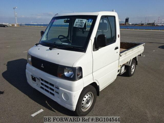 MITSUBISHI / Minicab Truck (GBD-U61T)