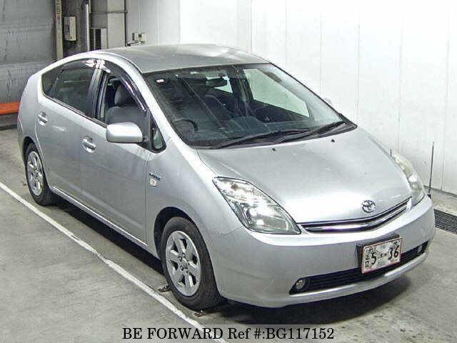 TOYOTA / Prius (DAA-NHW20)