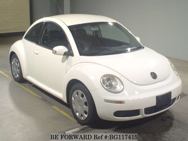 VOLKSWAGEN / New Beetle (ABA-9CBFS)