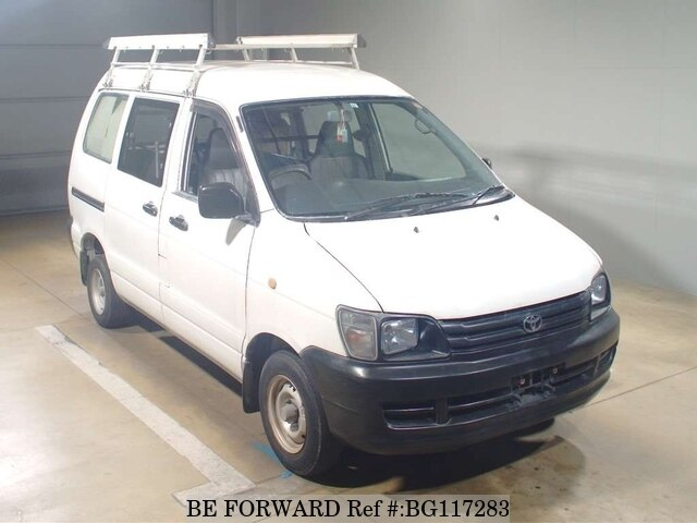 TOYOTA / Townace Van (GA-KR41V)