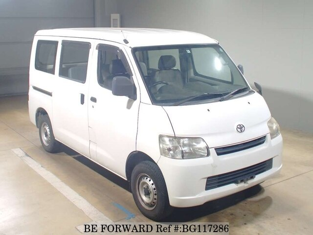 TOYOTA / Liteace Van (ABF-S402M)