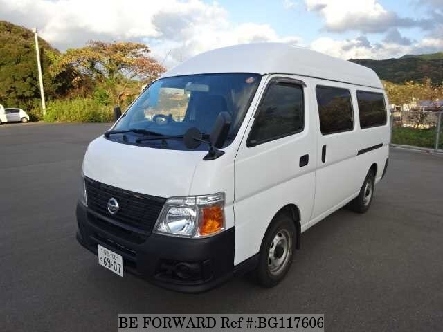 NISSAN / Caravan Van (CBF-CSGE25)