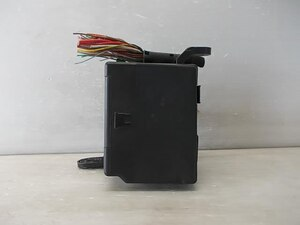Used Fuse Box Peugeot 206 6500y3 Be Forward Auto Parts