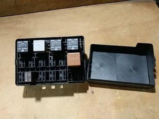 used fuse boxes ssangyong rexton w be forward auto parts rh autoparts beforward jp