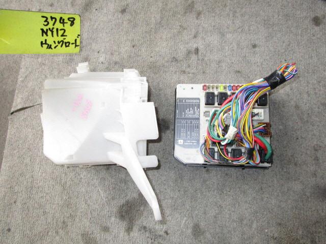 used]fuse box nissan wingroad 2007 dba ny12 284b7ed03b be forward Nissan AD