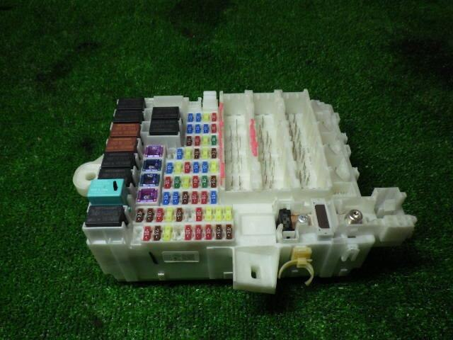 used fuse box honda freed spike 2012 daa gp3 38200syy973 be rh autoparts beforward jp