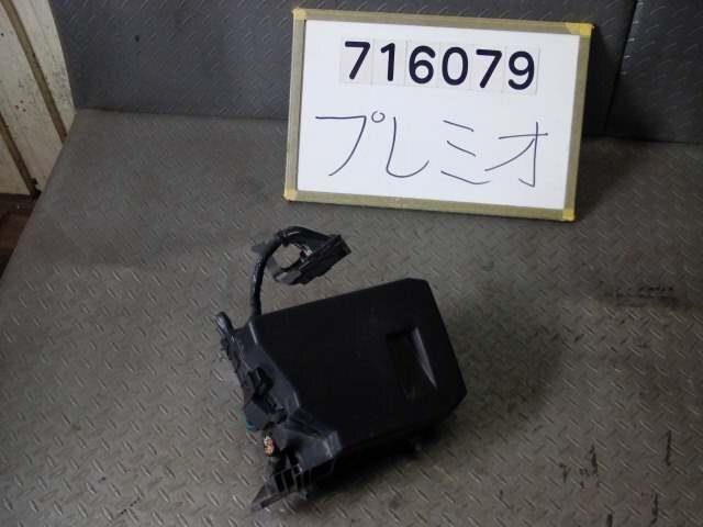 used fuse box toyota premio 2008 dba zrt265 8274112110 be forward rh autoparts beforward jp toyota allion fuse diagram toyota premio fuse box diagram