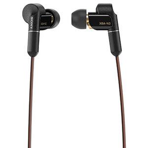 8ee560429fc625 SONY (SONY) earphone sealing type inner ear receiver XBA-N3 for high  resolution