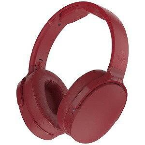 f1c7fdc6db15fc SKULLCANDY Bluetooth headphones [working under Mike] HESH3 WIRELESS RED  S6HTW-K613