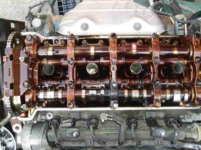Genuine Honda 12100-PLE-000 Cylinder Head Assembly