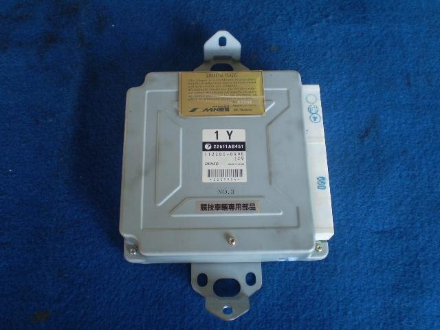 [Used]Engine Control Unit / ECU SUBARU Legacy 2002 TA-BH5 22611AG451