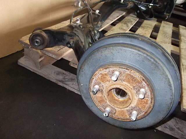 Forwarder Rear Axle : Used rear axle beam assembly suzuki sx dba yb s be