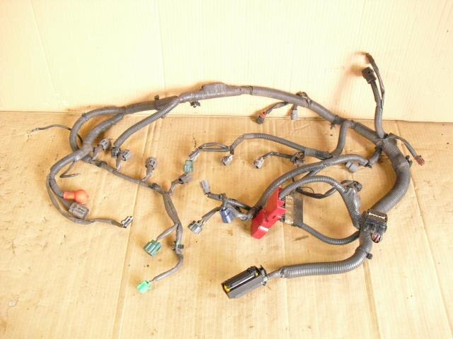 Used]Wire Harness NISSAN March UA-AK12 - BE FORWARD Auto Parts on
