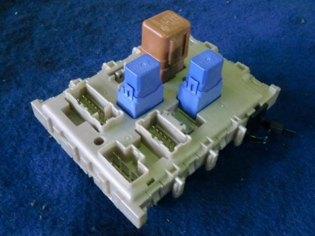PASKU118526_887a68 used]fuse box nissan serena 2001 gf pc24 243505n400 be forward