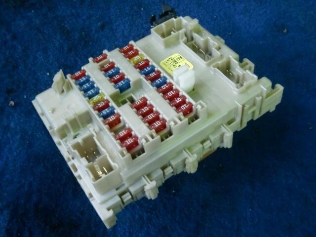 PASKU118526_bb51e3 used]fuse box nissan serena 2001 gf pc24 243505n400 be forward